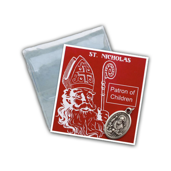 St Nicholas Patron of Children Prayer Folder-83_NIK