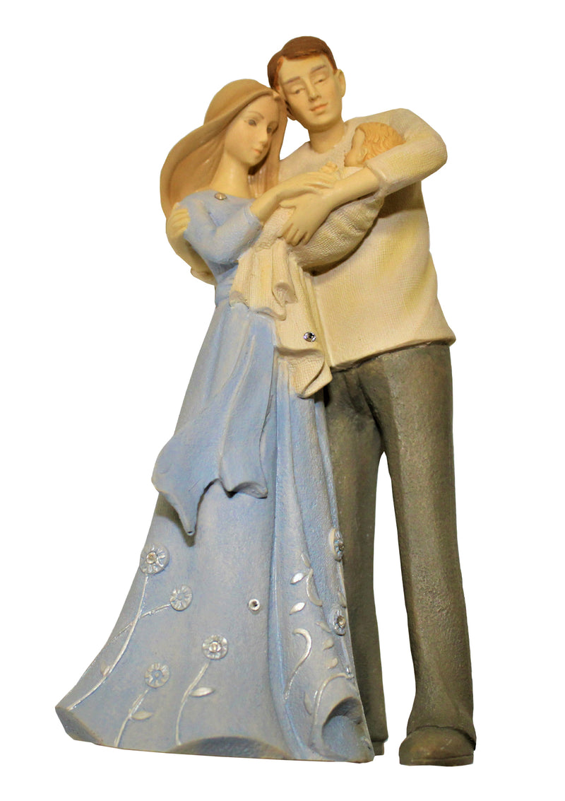 "Foundations ""We've Always Loved You"" Figurine"