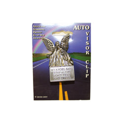 "Guardian Angel ""Stay Alive Don't Text Drive"" Visor Clip"