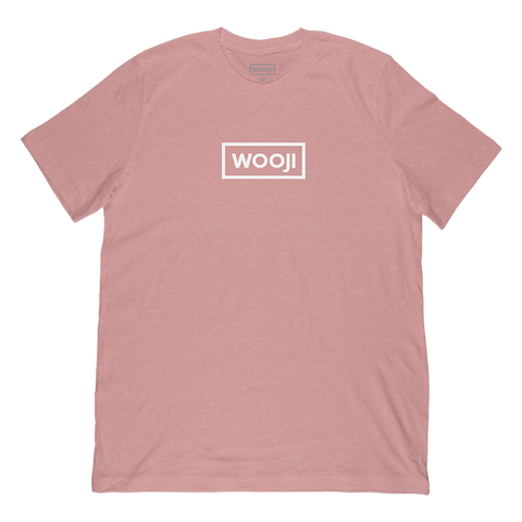 Wooji Box Logo Tee Black