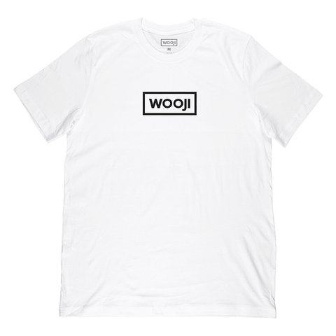 Wooji Box Logo Tee Rose