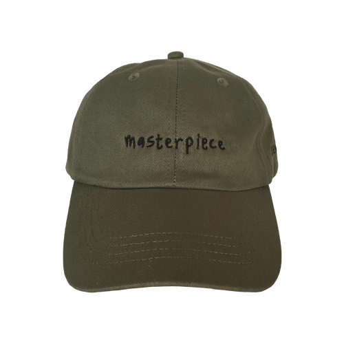 Masterpiece Dad Hat Olive