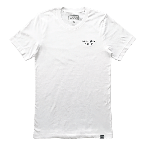 Masterpiece Standard T-Shirt White
