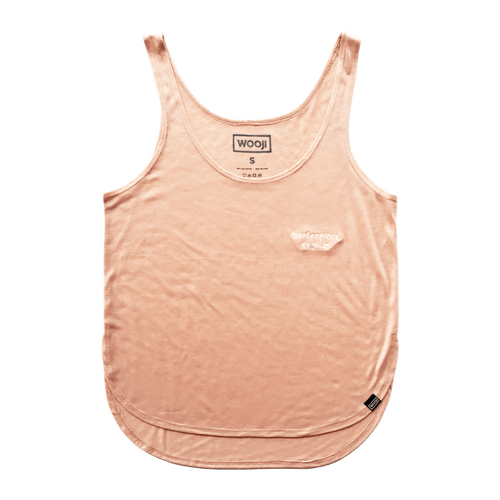 Masterpiece Women's Tank Peach