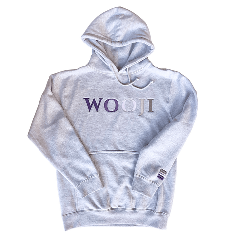 Wooji Tour Exhibitor Hoodie Orange
