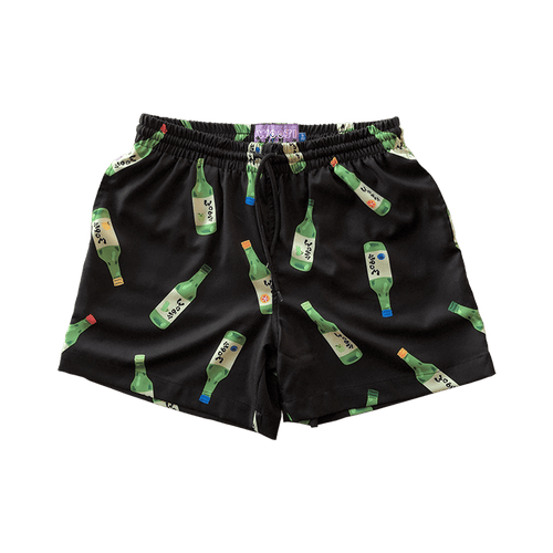 Soju Sunday Swim Trunks - Wooji