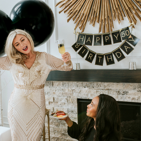 PART 2 of 2 The Complete Guide: Fun Ideas for Planning a Woman's 50th Birthday Party