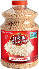Orville Redenbacher popcorn introduced in 1969. Awesome 50th birthday idea for husband.