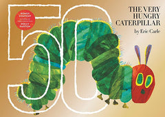 The Very Hungry Caterpillar Introduced in 1969.  Great 50th birthday idea for wife.