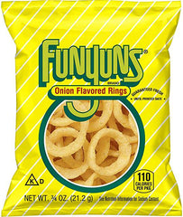 Funyuns introduced in 1969. 50th birthday idea for husband