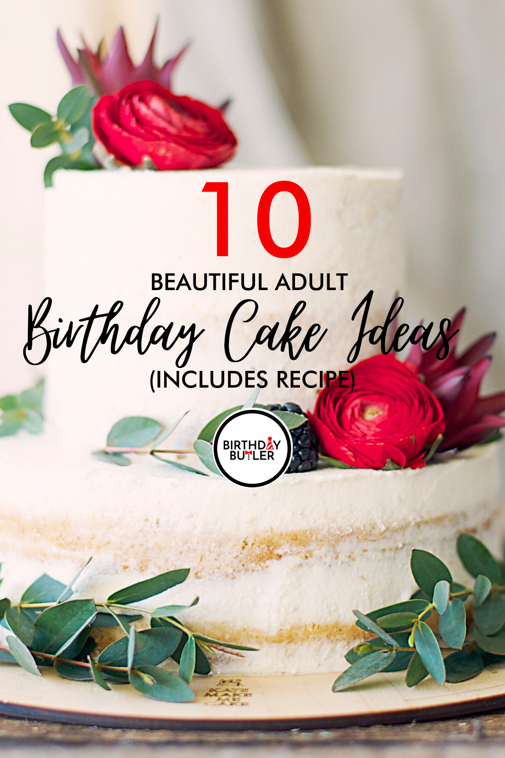 adult birthday cake ideas and recipes