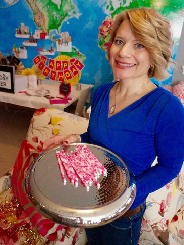 Lisa Bader, founder of Birthday Butler and Wrap with Love