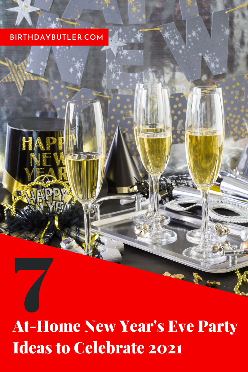 At-Home New Year's Eve Party Ideas