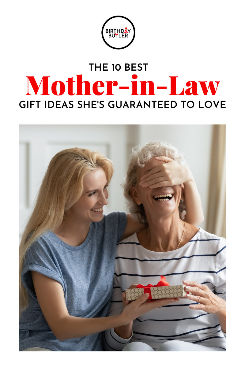 Mother-in-Law Gift Ideas