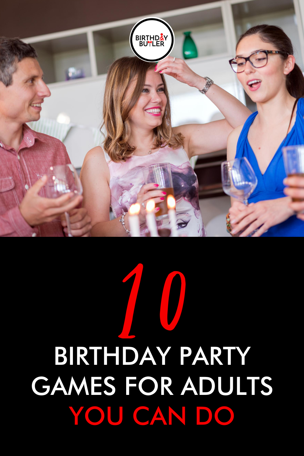 adult birthday party games