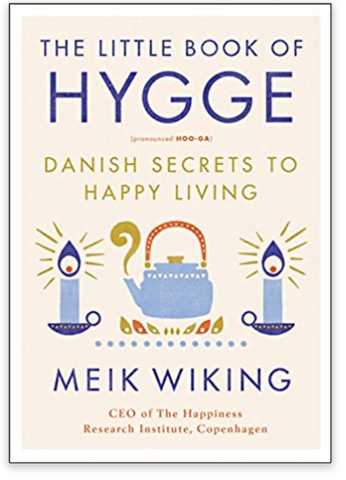 Book of Hygge, A Perfect Way to Give a Travel Gift to Copenhagen