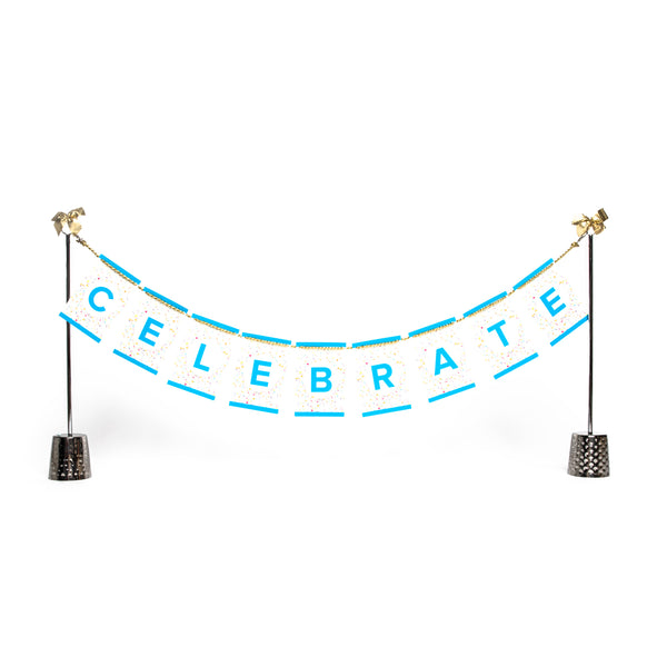 Great Birthday Gifts for Sister: Celebration Stand and Banner