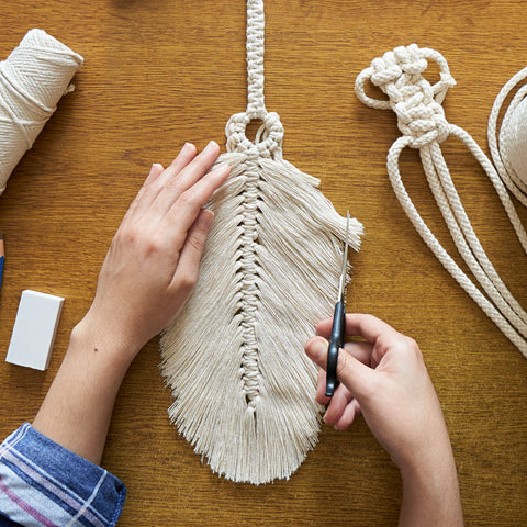 learn to macrame celebration of your milestone birthday
