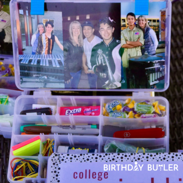 Milestone gift for a graduation celebration from Birthday Butler