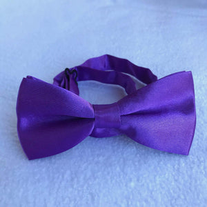 Awesome 50th birthday idea for him boyfriend husband purple bow tie