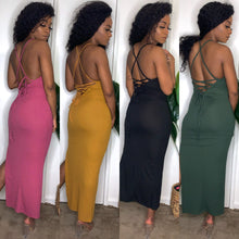 Hot Tamale Maxi Dress