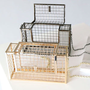 Wired Cage Clutch