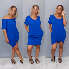 Boyfriend T Shift Dress