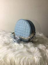 Round the World Quilted Handbag
