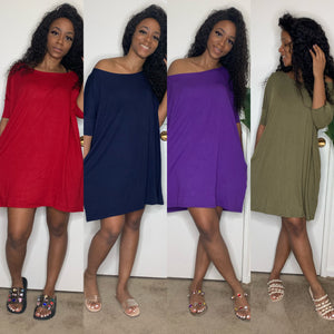 Teyana Tunic Dress