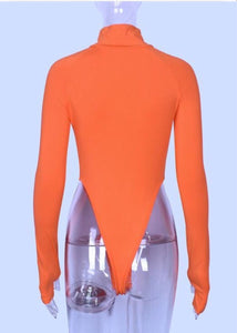 Blow Your Mind Long Sleeve Bodysuit