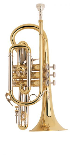 Bach Professional Stradivarius Short Model 184ML Cornet