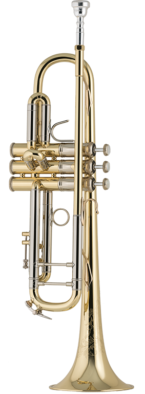 Bach Professional Stradivarius 50th Anniversary Model 19037 Bb Trumpet