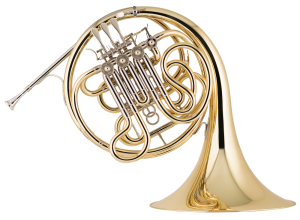 C.G. Conn Professional	Symphony Model 11DE Double French Horn