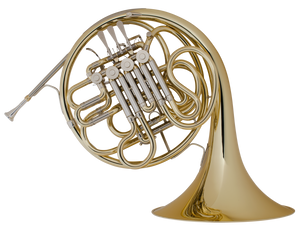 C.G. Conn Step-Up Artist Model 6D Double French Horn