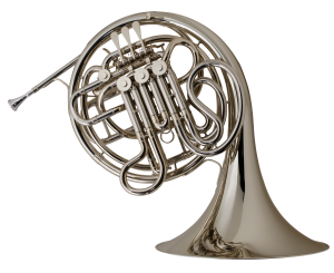 C.G. Conn Professional Model 9D Double French Horn