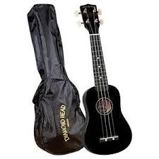 Diamond Head Ukulele Black