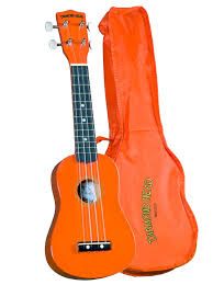 Diamond Head Ukulele Orange