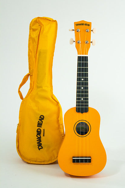 Diamond Head Ukulele Yellow