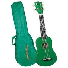 Diamond Head Ukulele Green