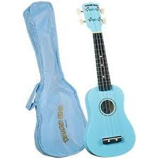 Diamond Head Ukulele Light Blue