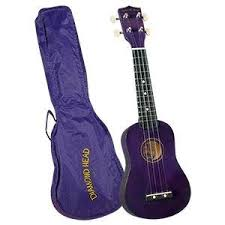 Diamond Head Ukulele Purple