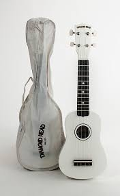 Diamond Head Ukulele White