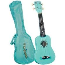 Diamond Head Ukulele Turquoise