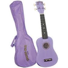 Diamond Head Ukulele Violet