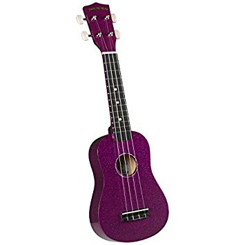 Diamond Head Ukulele Hot Rod Series Royal Purple