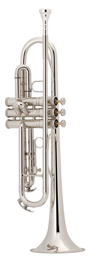 King Student Model 601SP Bb Trumpet