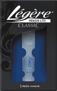 Legere Bb Contra Clarinet Classic Reed