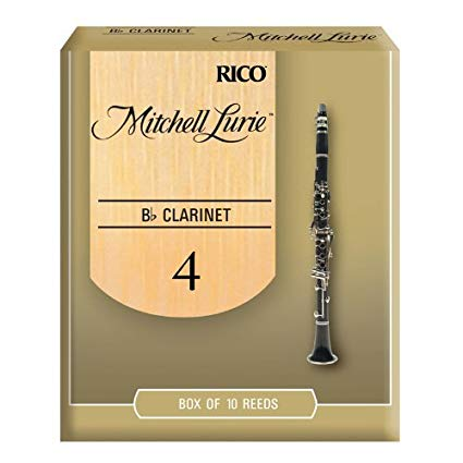 Mitchell Lurie Original Bb Clarinet Reeds Box of 10
