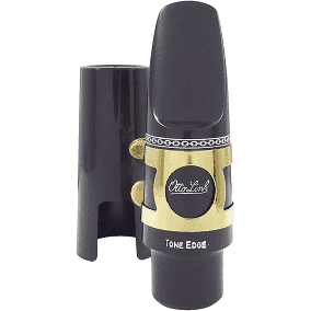 Otto Link Tone Edge Hard Rubber Tenor Saxophone Mouthpiece