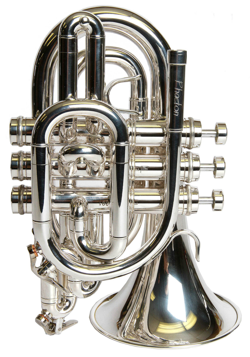 Phaeton PHTP-3030 Bb Pocket Trumpet